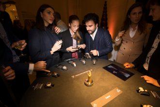 Grand Prix de la Haute Horlogerie / Genève / 1er novembre 2019 /photo: nicolas.lieber@nicolaslieber.ch