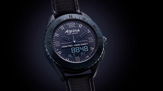 Alpina AlpinerX AL-283SEN5NAQ6 (Image credits Eric Rossier)