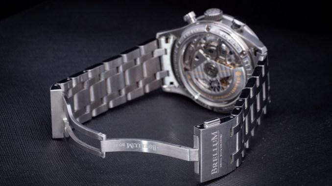 Brellum Steel Bracelet