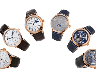 Frederique Constant Manufacture Collection