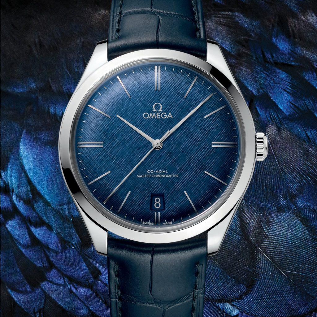 Omega De Ville Trésor Co-axial Master Chronometer 40mm Ref. 435.13.40.21.03.001