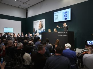 Phillips' GAME CHANGERS Watch Auction Realises $20.2 Million
