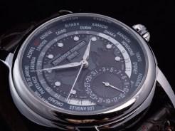 Frederique Constant Classic Worldtimer Manufacture-12