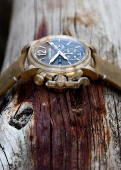 Graham Chronofighter Carrasqueira 42