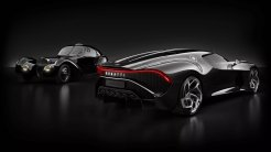 Bugatti Edition Chiron Noire Exclusive Special Model