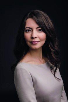 Anastasia Tsvetkova, CEO of the Lake Baikal Foundation
