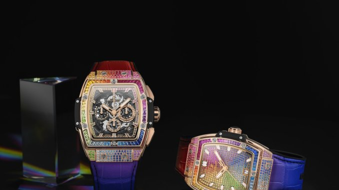Hublot Spirit of Big Bang Rainbow