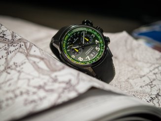 Edox Chronorally X-Treme Pilot