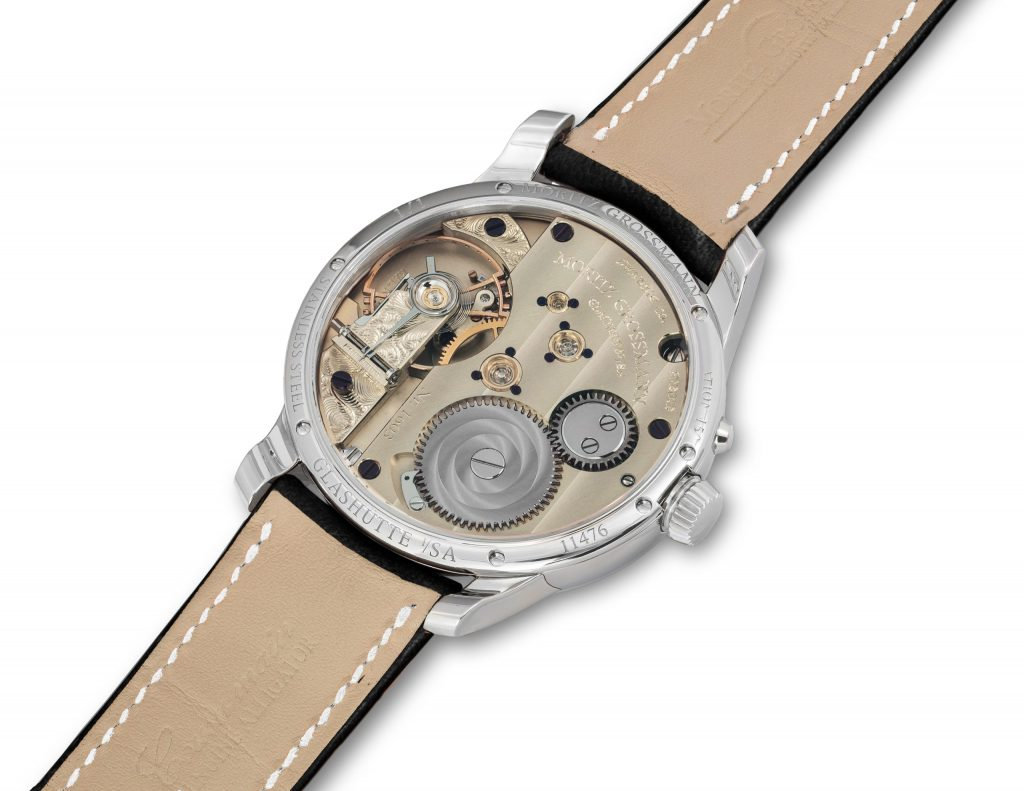 Moritz Grossmann SUPER BOWL Watch 2020