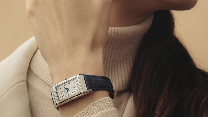 With the occasion of the upcoming St. Valentine's day, Jaeger-LeCoultre spoils us with a charming set of images dedicated to LOVE.