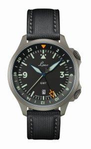 Frankfurt GMT Schwarz (Black) Ref. 862120