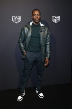 NEW YORK, NEW YORK - MARCH 12: Yahya Abdul-Mateen II attends The Launch of The New Connected Watch by TAG Heuer at The Caldwell Factory on March 12, 2020 in New York City. (Photo by Brian Ach/Getty Images for TAG Heuer )