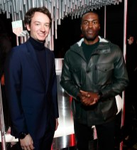 NEW YORK, NEW YORK - MARCH 12: Frederic Arnault,.Chief Strategy & Digital Officer TAG Heuer and Yahya Abdul-Mateen II attend The Launch of The New Connected Watch by TAG Heuer at The Caldwell Factory on March 12, 2020 in New York City. (Photo by Brian Ach/Getty Images for TAG Heuer )