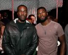 NEW YORK, NEW YORK - MARCH 12: Yahya Abdul-Mateen II and Broderick Hunter attend The Launch of The New Connected Watch by TAG Heuer at The Caldwell Factory on March 12, 2020 in New York City. (Photo by Brian Ach/Getty Images for TAG Heuer )
