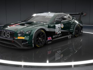 Bentley SRO