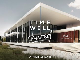 IWC Time well shared