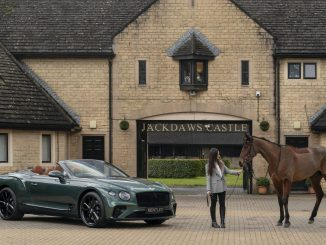 Continental GT Convertible Equestrian Edition