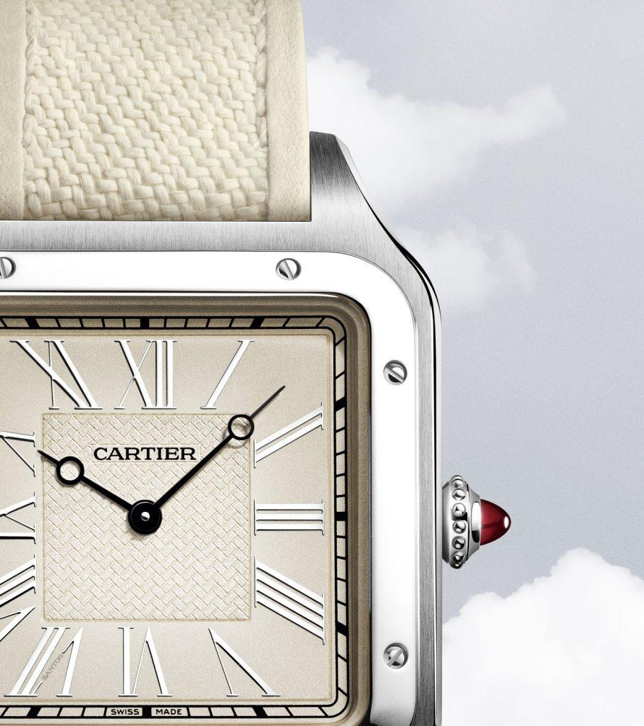 """Cartier Santos-Dumont """"La Demoiselle"""""""
