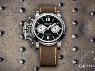 Graham Chronofighter Vintage Ltd Anniversary