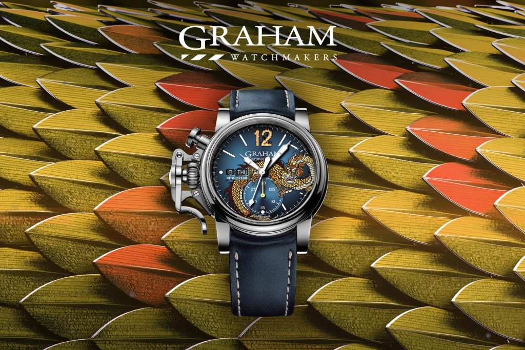 Chronofighter Vintage Dragon