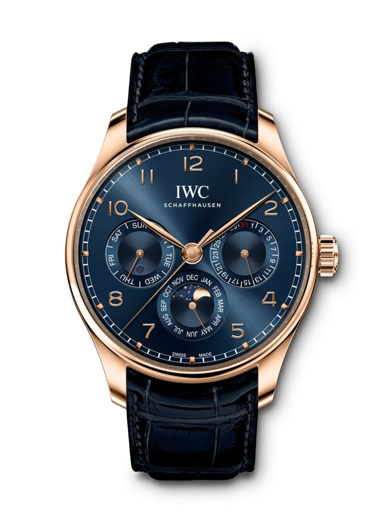 IWC Portugieser Perpetual Calendar IW344205