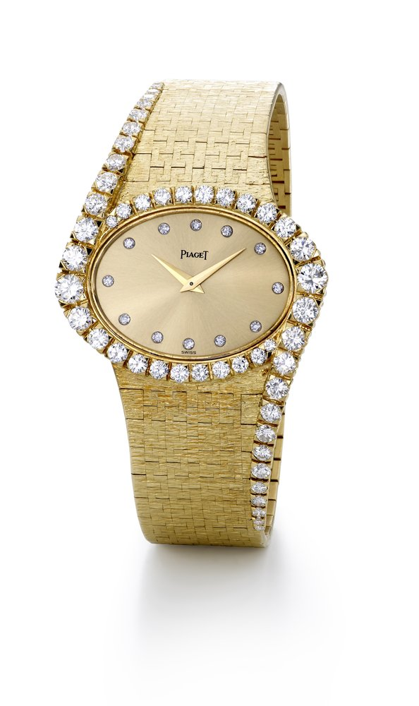 Piaget Patrimony, model 1973 - Inspiration for LImelight Gala