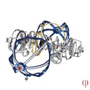 Purnell Spherion diamond cage