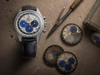 Chronomaster Revival Manufacture Edition