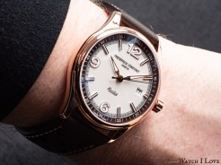 Frederique Constant Vintage Rally Healey AutomaticTechnical Specifications and Price ReferenceFC-303HVBR5B4