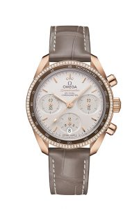 OMEGA Speedmaster 38 Co-Axial Chronograph  Reference 324.68.38.50.02.003