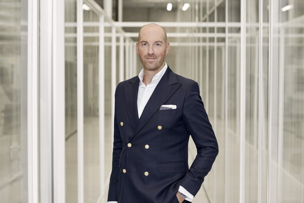 Christian Knoop, Creative Director of IWC Schaffhausen
