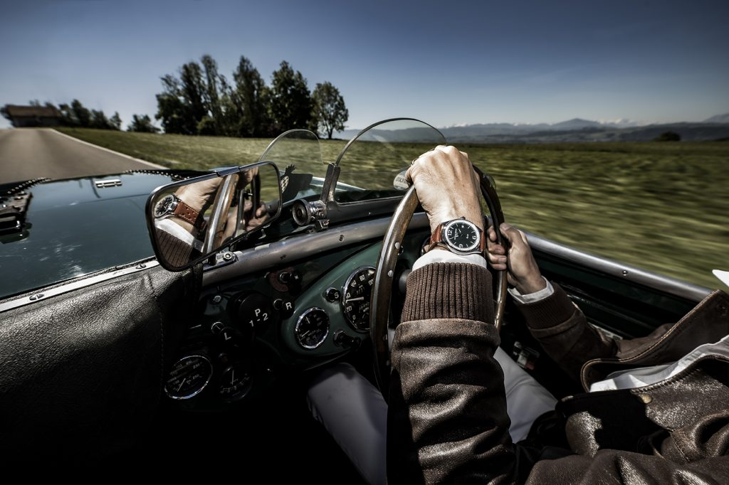 "Frederique Constant Vintage Rally ""Healey"""