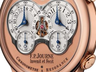 F.P.Journe Chronomètre à Résonance