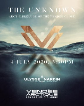 """Ulysse Nardin And The """"Vendee-Arctique-Les Sables D'olonne""""."""