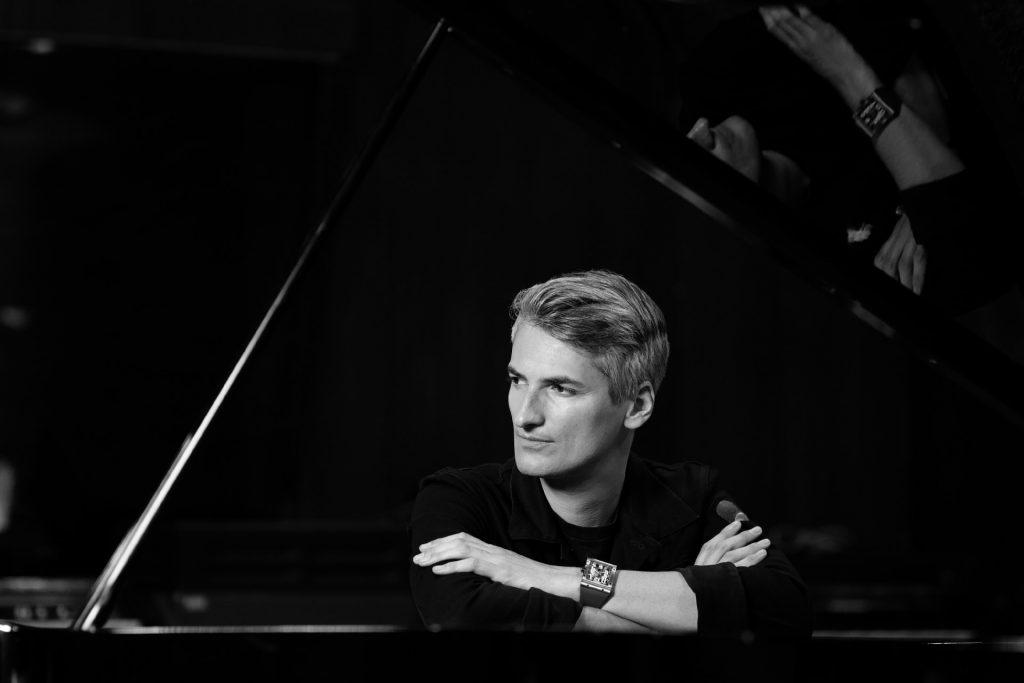 Thomas Roussel - Richard Mille new music partner
