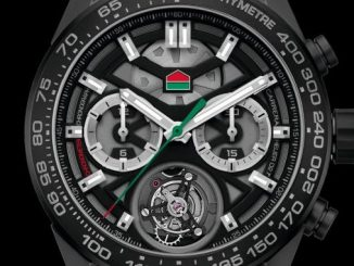 "TAG Heuer Carrera Chronograph Calibre Heuer 02 Tourbillon ""ODD BALLS"" Edition"
