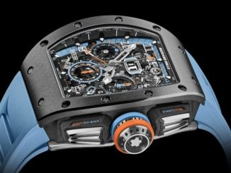 Richard Mille RM 11-05 Automatic Flyback Chronograph GMT