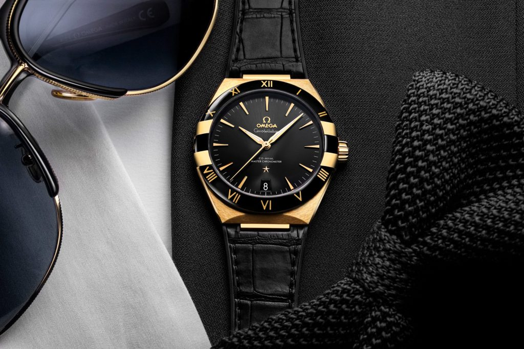 OMEGA Constellation Gents