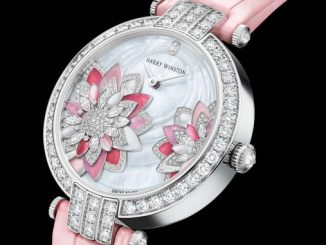 Harry Winston Premier Lotus Automatic 36mm