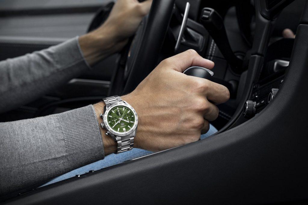 TAG Heuer Carrera Sport Chronograph 44 mmCalibre HEUER02 AutomaticReference CBN2A10.BA0643
