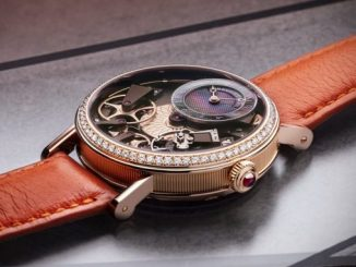 Breguet Tradition 7038 for women, a Breguet boutique exclusive model