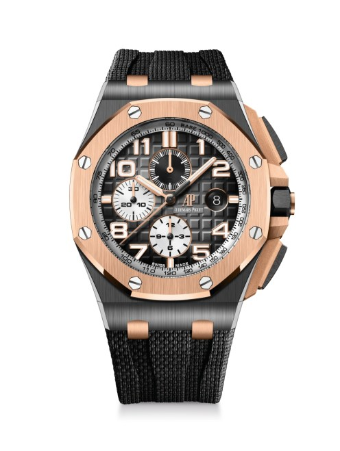 Audemars Piguet Royal Oak Offshore Selfwinding Chronograph Reference 26405NR-OO-A002CA-01