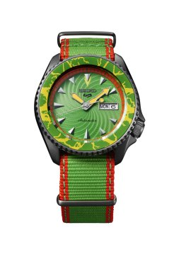 Seiko 5 Sports STREET FIGHTER V Limited Edition