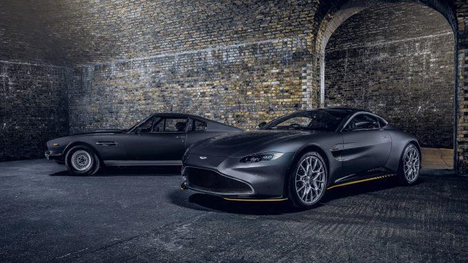 Aston Martin Vantage 007