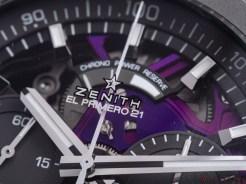 Zenith Defy 21 Ultraviolet