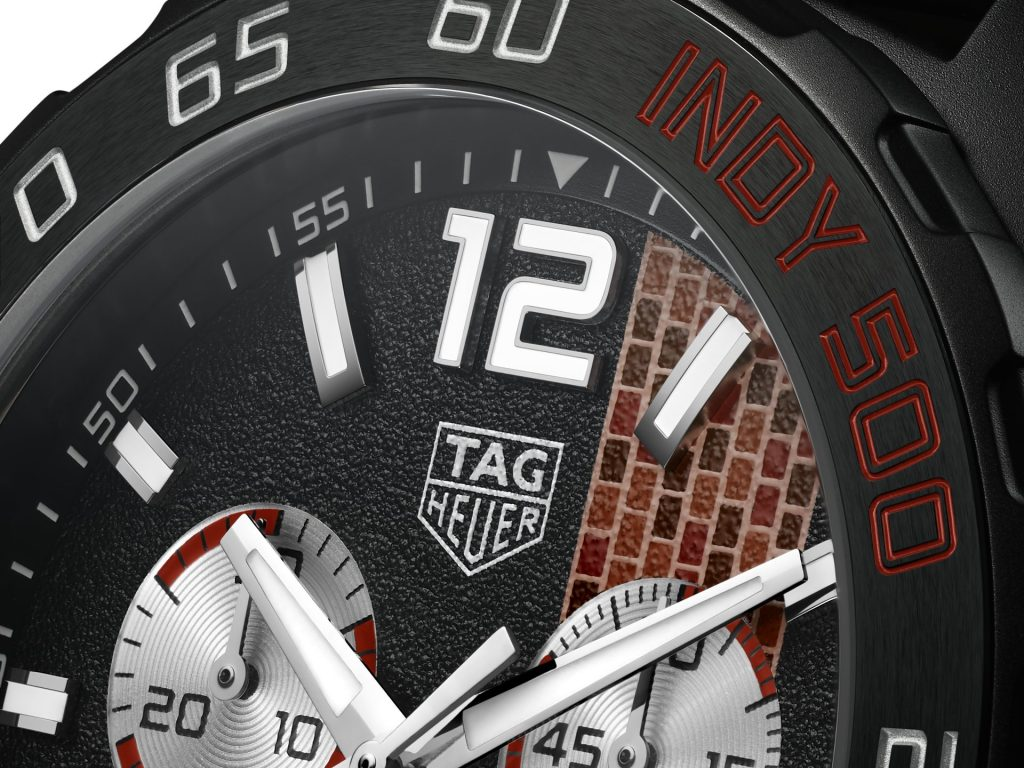 TAG Heuer Formula 1 43 mm Indy 500 2020 Special Edition