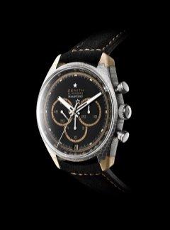 Bamford Watch Department X Black Badger Zenith El Primero Superconductor