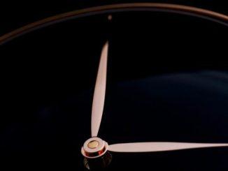 H. Moser & Cie Venturer Concept Vantablack