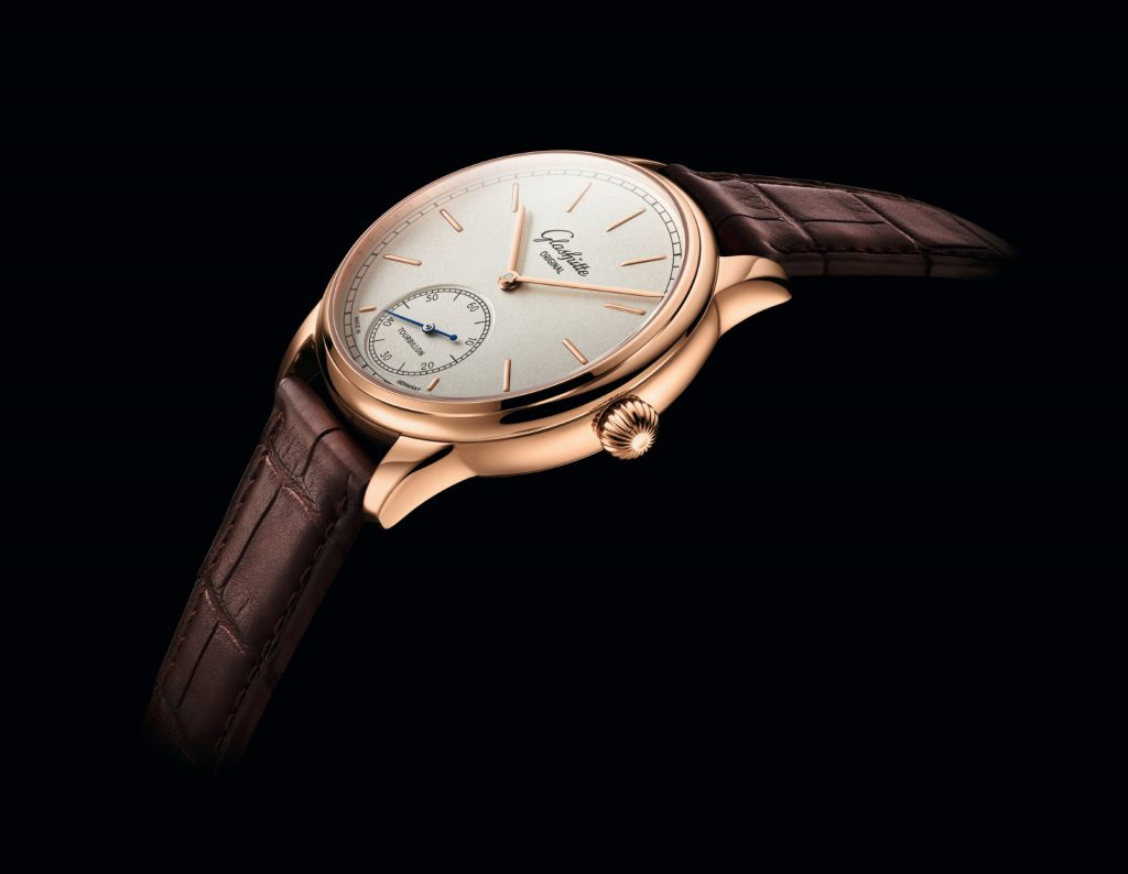 Glashütte Original Alfred Helwig Tourbillon 1920 - Limited Edition