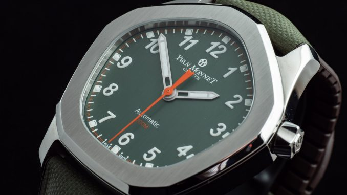 Review FIVE by Yvan Monnet Genève - Watch I Love